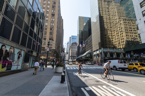 Safety Tips for Bicyclists and Pedestrians in New York