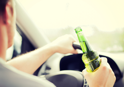 Experiment Suggests Any Quantity Of Alcohol Unsafe For Sleep-Deprived Drivers